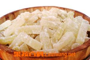 冬瓜糖制作方法 冬瓜糖如何做好吃